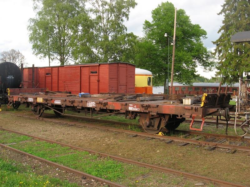 SJ Ore 90867 i Nora 2011. Foto: Johan Olsson