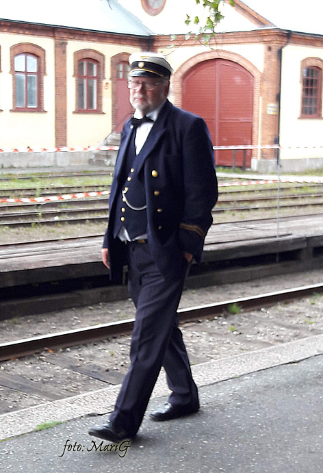 Ulf Kunduktör, Foto Mari G