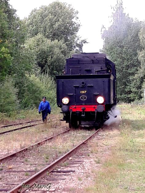 Växling i Järle, Foto Mari G